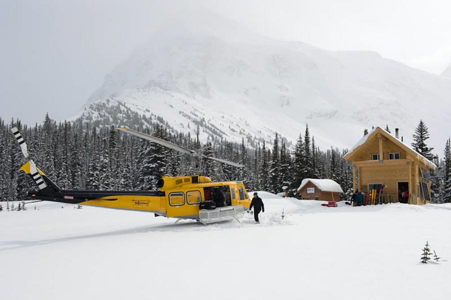 6 Reasons to Take a Helicopter Access Ski Vacation in BC
