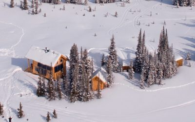 5 Reasons Mallard Mountain Lodge is the Most Remote Backcountry Ski Lodge in BC