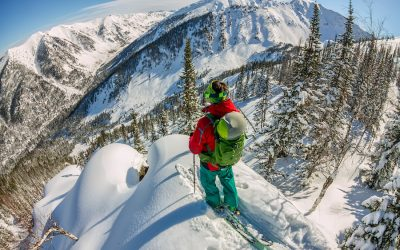 "Should I Go There? An Answer From The History Of ""Earning Your Turns"""