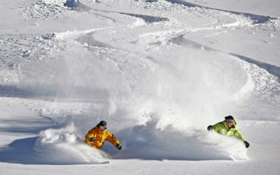 How to Ski in Powder Like a Pro: In 4 Easy Steps