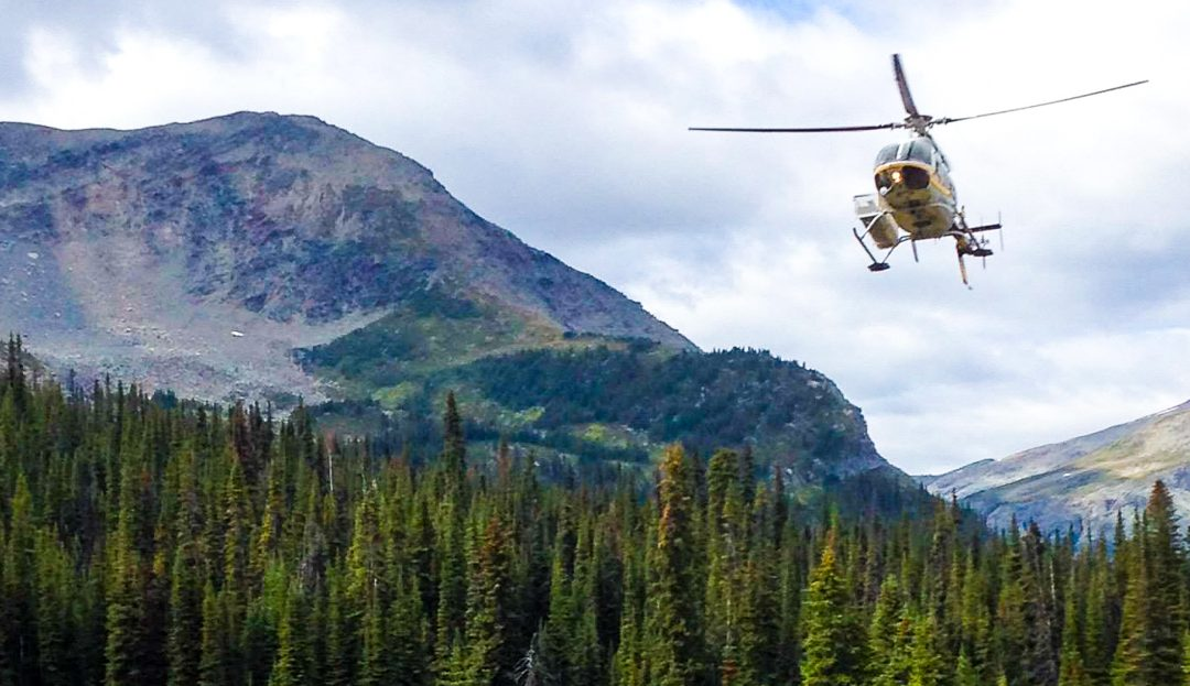 What is a Heli-Hiking Vacation?