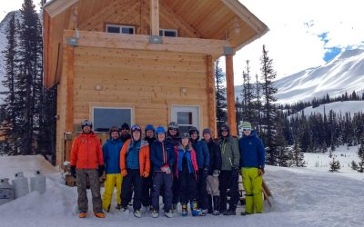 3 Reasons Families Should Rent This Entire Backcountry Ski Lodge In BC