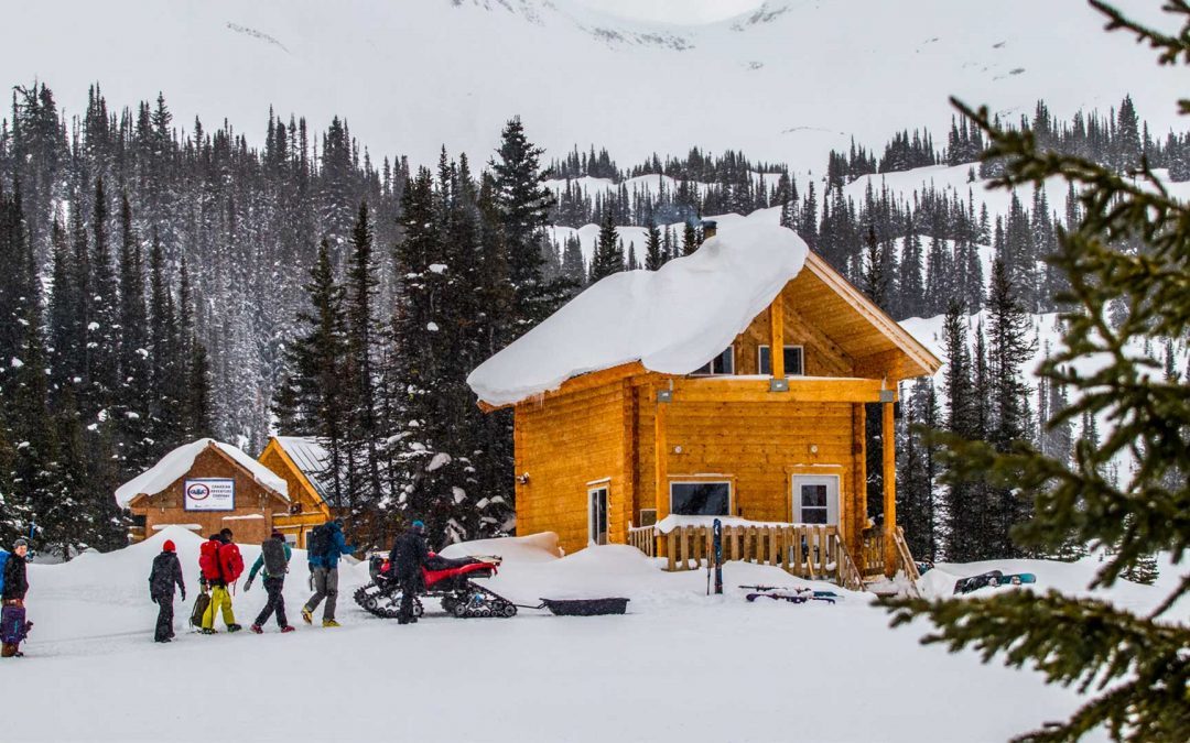 Why Visit a Backcountry Lodge vs an Alpine Hut