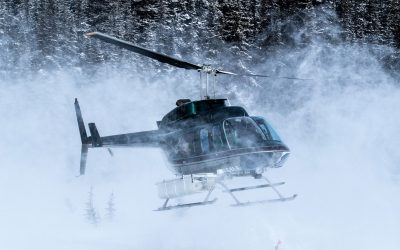 Packning för en Heli-Access Backcountry resa till Mallard Mountain Lodge